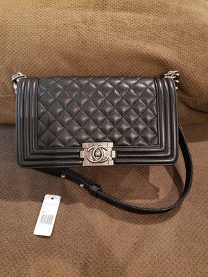 Chanel le boy bag for Sale in North Highlands, CA