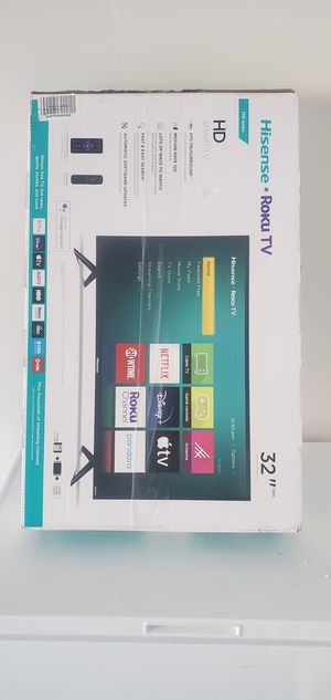 Brand new HD LED Roku Smart TV 32H4030F1 for Sale in Austell, GA