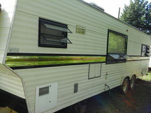 32' Franklin camper for Sale in Kalkaska, MI