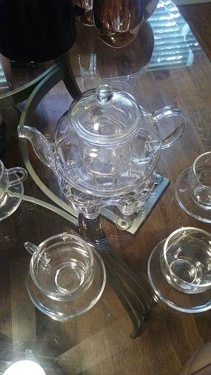 Tea set 4 sets for Sale in Tampa, FL