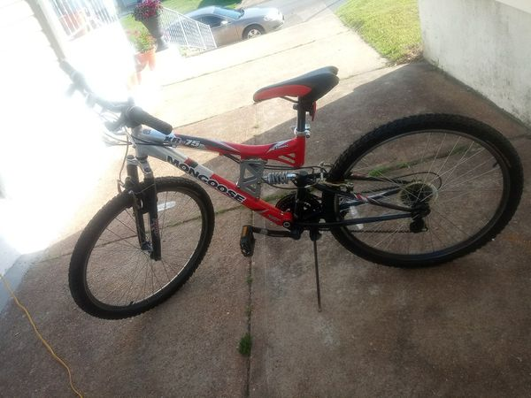 Bike for sale 26 inch 21 speed Monhgoose