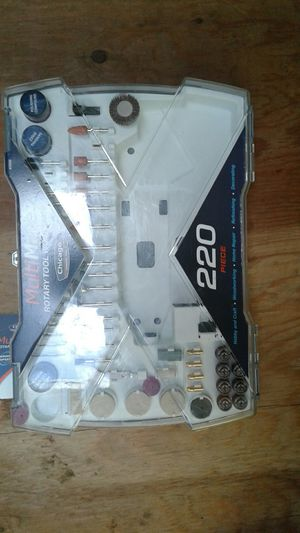 Multimate Dremel tool workshop set for Sale in Hillsboro, OR