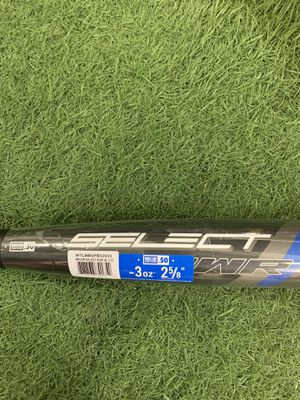 "Louisville slugger Select Power 33"" 30 oz BBCOR approved for Sale in Phoenix, AZ"