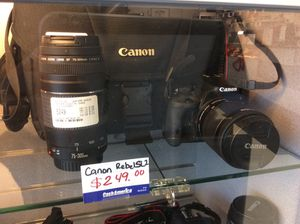 Canon Rebel SL1 for Sale in Kissimmee, FL