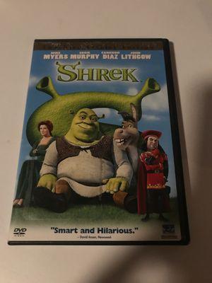 DVD- Shrek for Sale in Chula Vista, CA