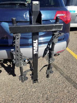 Bike rack thule 4 bike hitch for Sale in Denver, CO