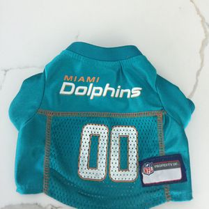 Miami Dolphins Dog Jersey XS for Sale in Fort Lauderdale, FL