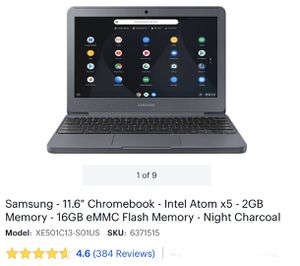 NEW IN BOX, never opened SAMSUNG CHROMEBOOKS for Sale in Seymour, CT