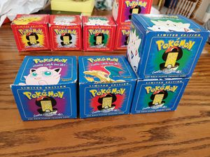 23k pokemon cards, mac the night, Nascar gold plated for Sale in Victorville, CA