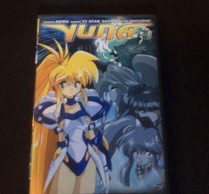 Anime Yuna DVD for Sale in Providence, RI