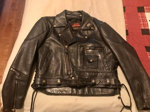 Harley Davidson Leather Motorcycle Riding Jacket for Sale in Big Bear, CA