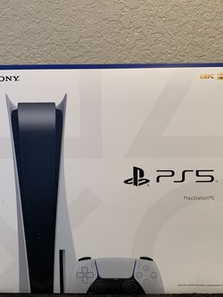 Brand New Sony PlayStation 5 Disc Version - 825 GB for Sale in West Palm Beach,  FL