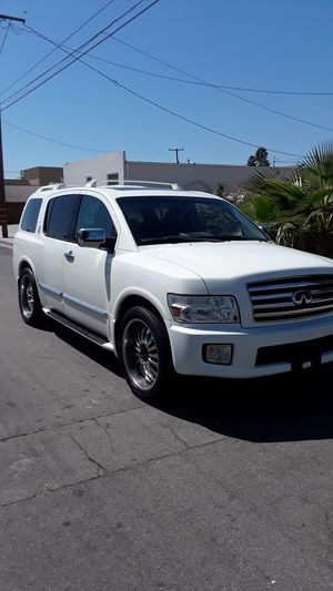 2007 Infinity xq56 for Sale in Long Beach, CA