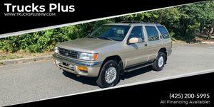 1997 Nissan Pathfinder for Sale in Seattle, WA
