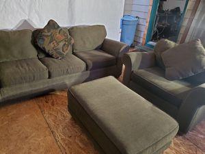 Sofa and chair for Sale in Mountlake Terrace, WA