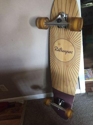 Longboard skateboard for Sale in Chillicothe, IL