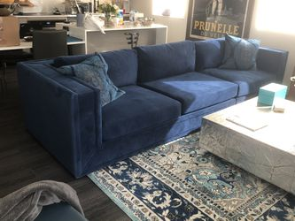 ZGallerie Luka Couch for Sale in Fort Lauderdale,  FL