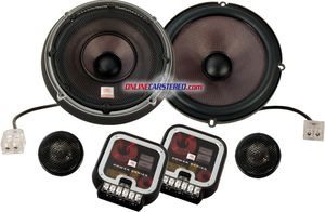 """JBL P560C 5-1/4"""" 2-way Power Series Component Car Audio Speakers for Sale in Seattle, WA"""