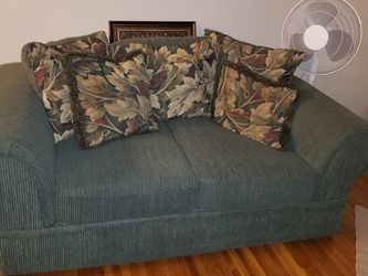 STILL AVAILABLE- BUYER COULDN'T PICK UP- WILL NEED TRUCK TO PICK UP- Sofa, Loveseat for Sale in St. Louis,  MO