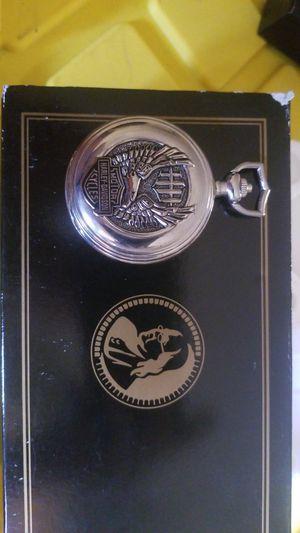 Franklin mint Harley Davidson pocket watch for Sale in San Diego, CA