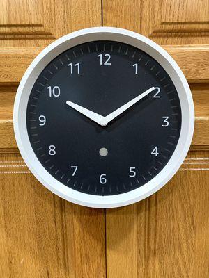 Alexa enabled clock for Sale in Mountlake Terrace, WA