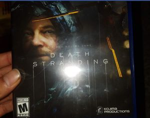 Death stranding ps4 game for Sale in Victoria, TX