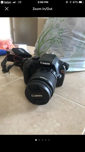 Great working Canon T3 for Sale in Queens, NY