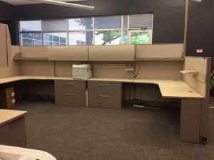 12 Modular Office Cubicles & More for Sale in Lewisville, TX