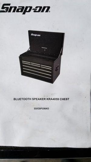 Snap-On Bluetooth Speaker for Sale in Stuart, FL