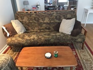 Futon Set for Sale (Good Condition) for Sale in Arlington, VA