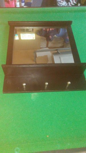 Wall shelve with keys holder for Sale in Aurora, IL
