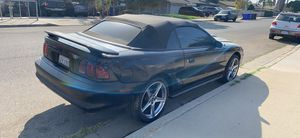 1998 Ford Mustang GT for Sale in Riverside, CA