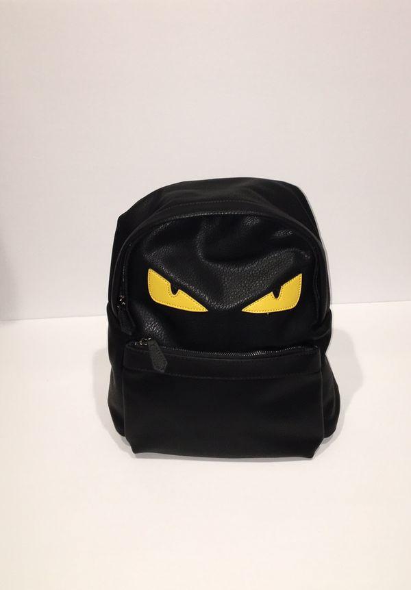 Fendi bag leather material