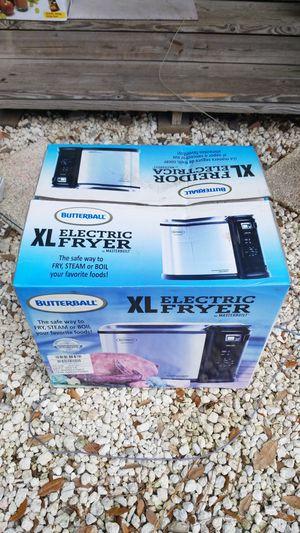 Butterball electric fryer for Sale in Frostproof, FL