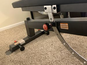 CAP Strength Workout Bench for Sale in Zionsville, IN