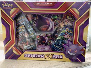 Gengar ex box for Sale in Los Angeles, CA