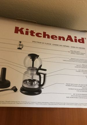 Kitchen Aid Coffee Maker for Sale in Federal Way, WA