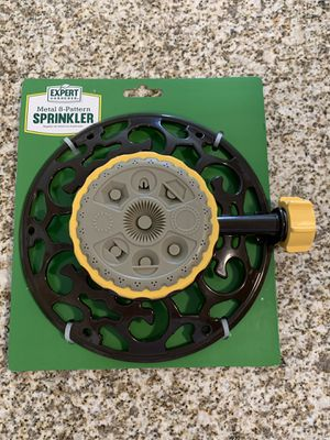 Brand new sprinkler for Sale in Sioux Falls, SD