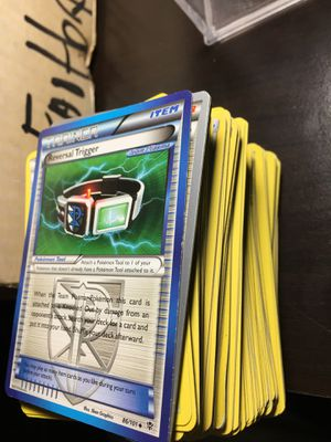 Lot Of 175+ Pokémon Trainer Cards for Sale in Lawrenceburg, KY