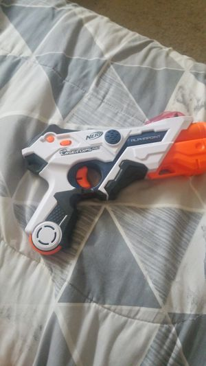 Nerf Laser gun for Sale in Huntington Beach, CA