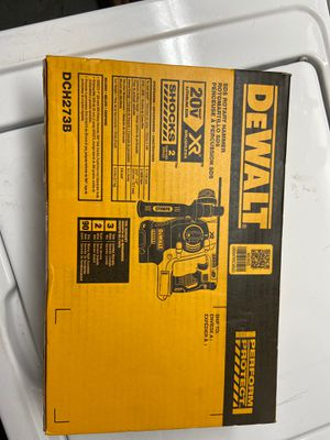 """New dewalt 1""""sds rotary hammer drill no battery tool only for Sale in Chicago, IL"""