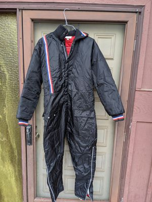 Vintage Sno King Snow Snowmobile Suit Ski Made USA Women's Large L for Sale in Webster, MN
