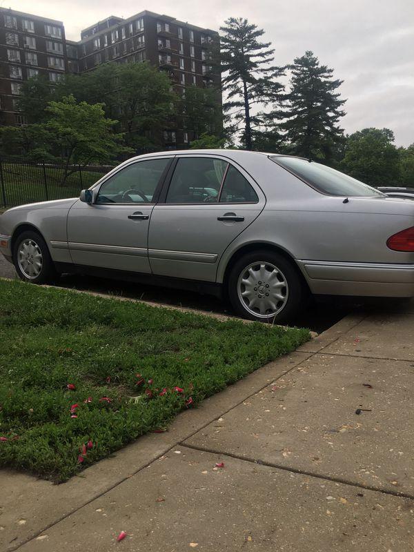 97 Mercedes E320