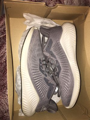 Men's Adidas AlphaBounce+ SIZE 11 Shoes for Sale in Conway, AR