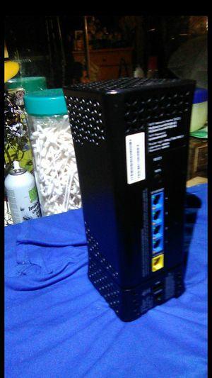 Sagemcom Fast 5280 modem/ Arris TM1602 for Sale in West Covina, CA