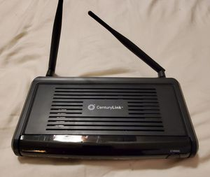 Century Link Modem Router C1900A for Sale in Avondale, AZ