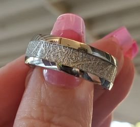 Titanium Wedding Band.. Sizes 10 And 12 for Sale in Riverside,  CA