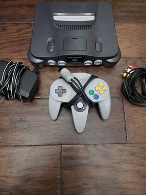 Nintendo 64 Console for Sale in VLG O THE HLS, TX