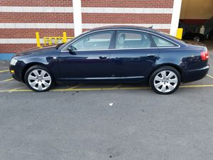 07 Audi a6 quattro engine has been replaced for Sale in Hartford, CT