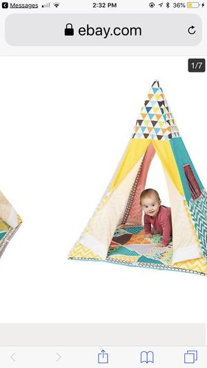 infantino Go gaga infant to toddle teepee play gym for Sale in Los Angeles, CA
